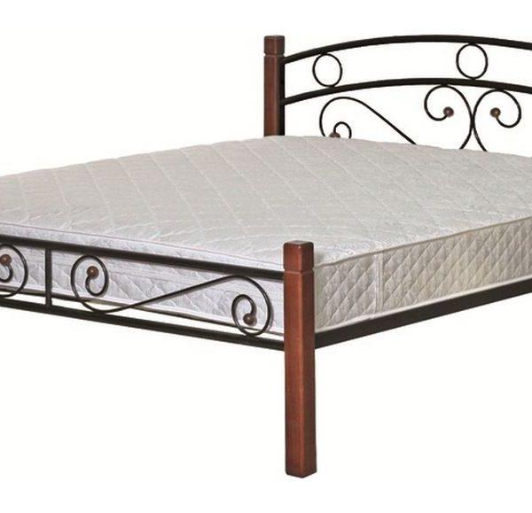 Кровать металлическая «Малайзия» купить